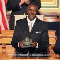Ethiopian-AmericanScientistProfessorGebisaEjetawhowasappointedbytheU.S.PresidentBarackObamaasasaBoardMemberforInternationalFoodandAgricultureDevelopment.sourceEmnetTadesse.jpg