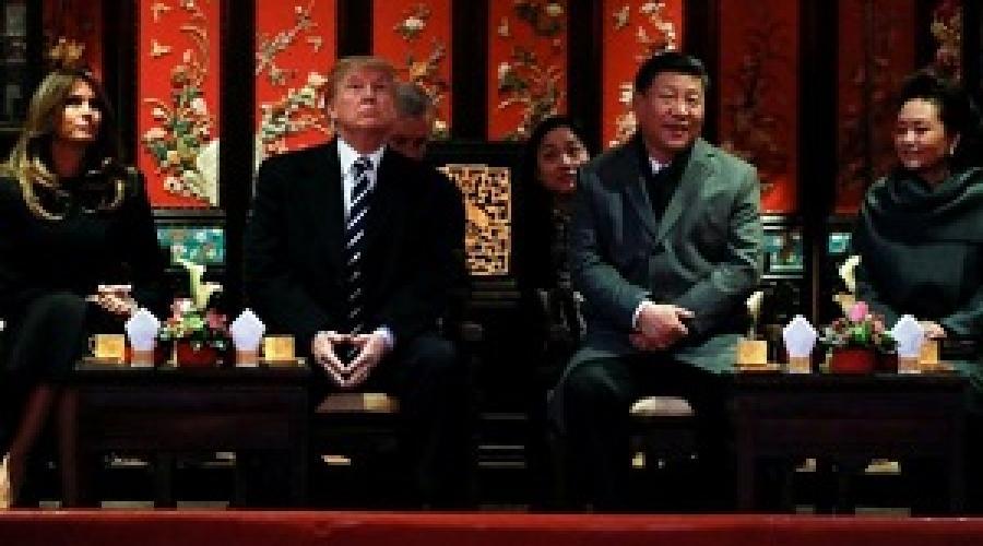 NEWS: ፕሬዚዳንት ዶናልድ ትራምፕ በሰሜን ኮሪያ ጉዳይ ላይ ለመምከር ቻይና ናቸው - Trump in China For Talks With Xi amid N Korea Tensions