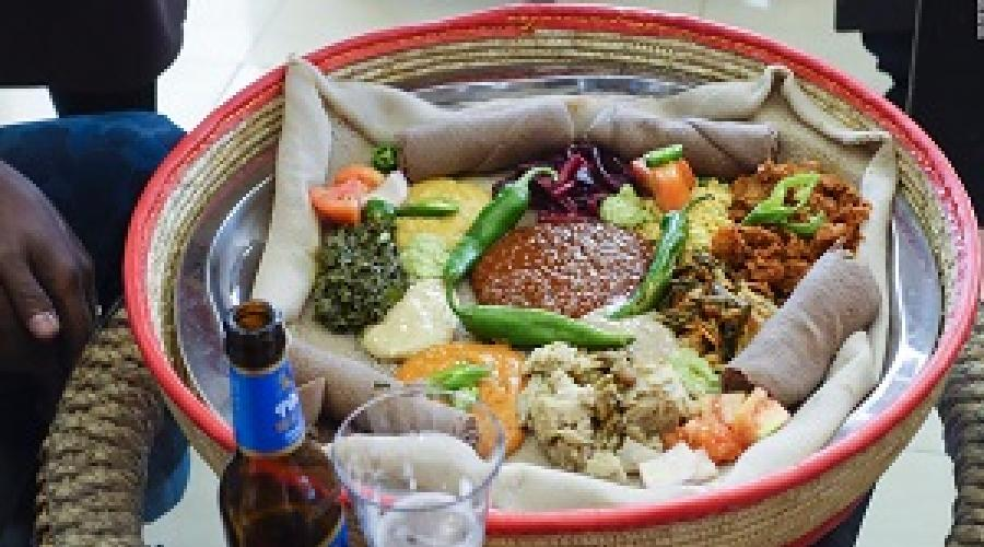 ቢቢሲ አፍሪካ በአህጉሪቱ የተሻለ የሚዘወተሩና ምርጥ ምግቦችን ዝርዝር ይፋ አድርጓል - African cuisines.