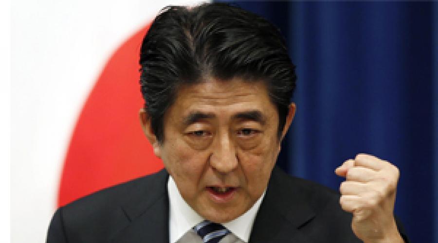 NEWS: President Shinzo Abe's Political Party Won The...