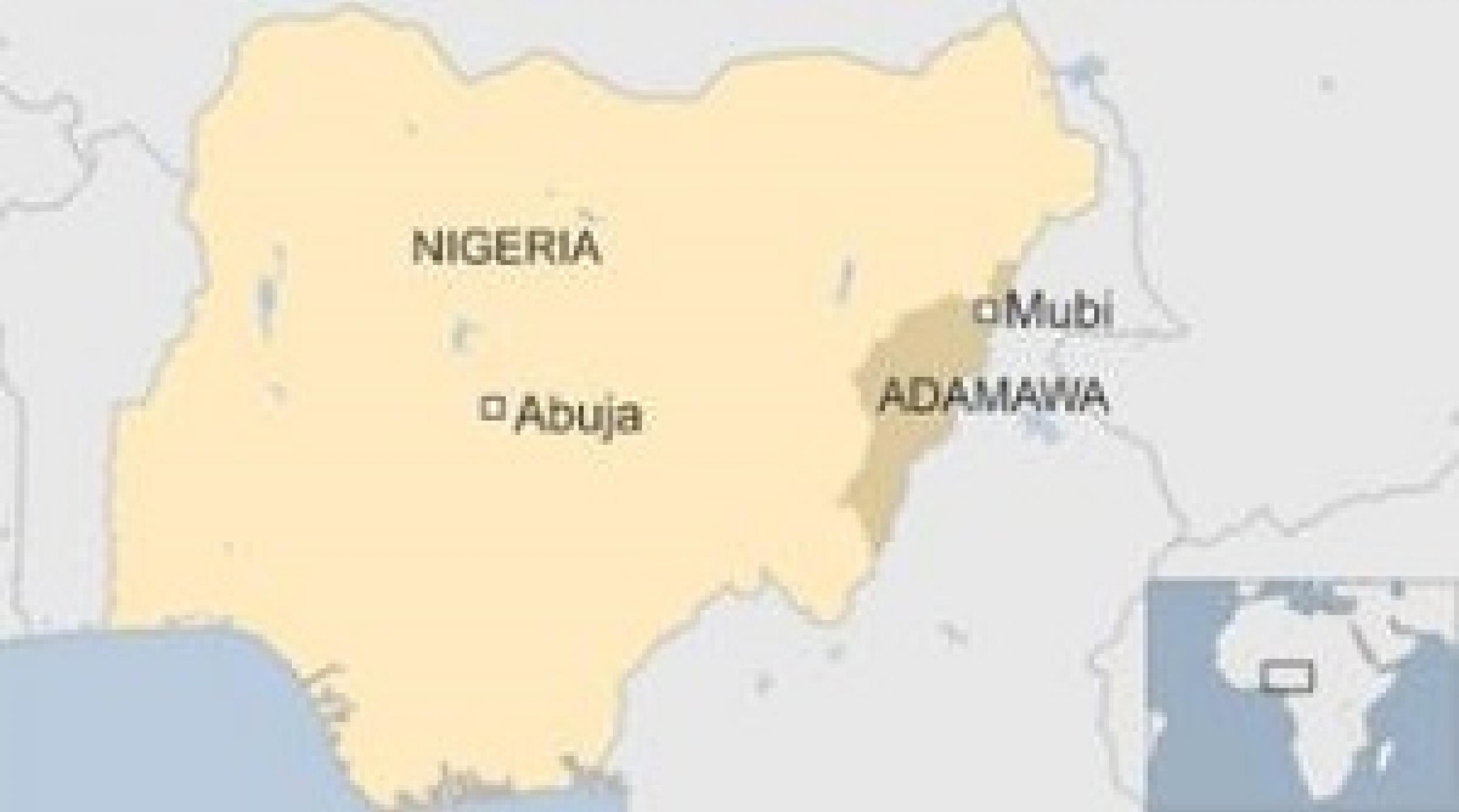NEWS: በናይጀሪያ በደረሰ የአጥፍቶ መጥፋት ጥቃት በትንሹ 50 ሰዎች ተገደሉ - Nigeria Suicide Bombing Kills 50 in Adamawa State