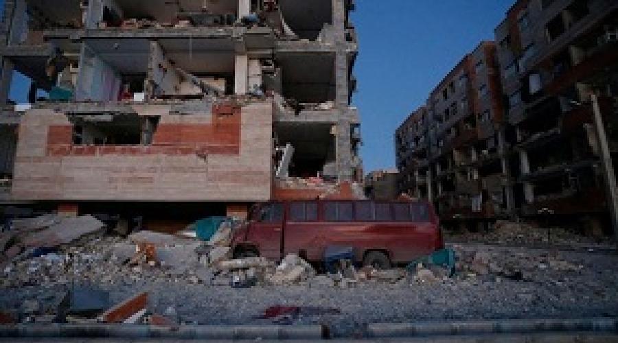 NEWS: በኢራንና ኢራቅ የመሬት መንቀጥቀጥ የ135 ሰዎችን ህይወት ቀጥፏል - 35 People Died in Iran-Iraq Earthquake Tremor