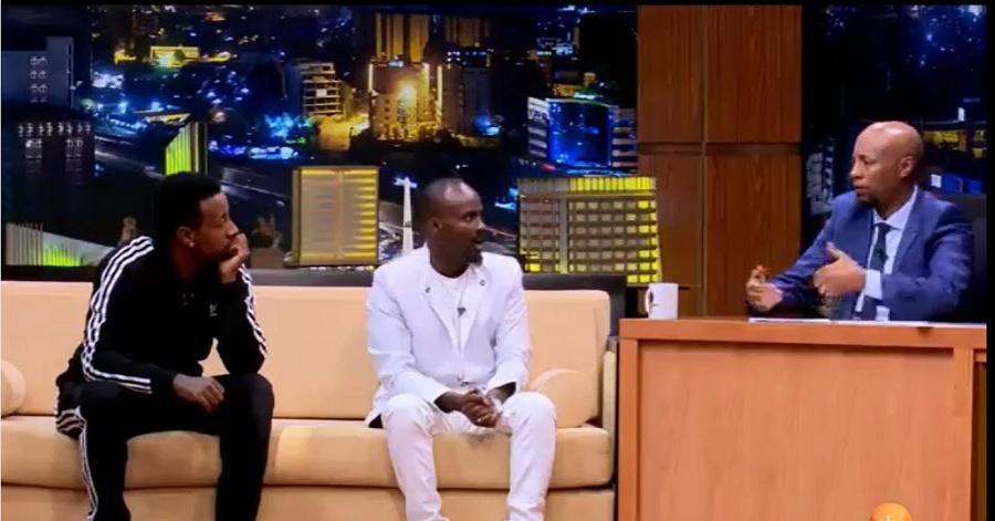 Seifu Fantahun: Talk With Sami Dan & Lij Michael - ከሳሚ ዳንና ልጅ ሚካኤል ጋር የተደረገ አዝናኝ ቆይታ
