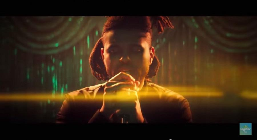Abel Tesfaye aka The Weeknd - Can't Feel My Face (English) The Official Video