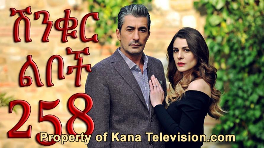 Shinkur Liboch - Part 258   (ሽንቁር ልቦች) Kana TV Drama