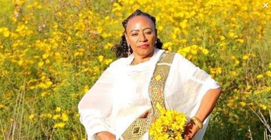 Maritu Legesse - Addis Amet አዲስ አመት (Amharic)