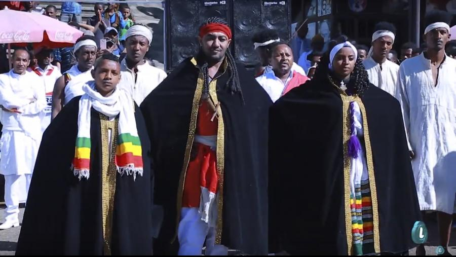 LTV | Special Timket Celebration From The City of Gonder - ልዩ የጥምቀት በዓል ፕሮግራም ከጎንደር ከተማ