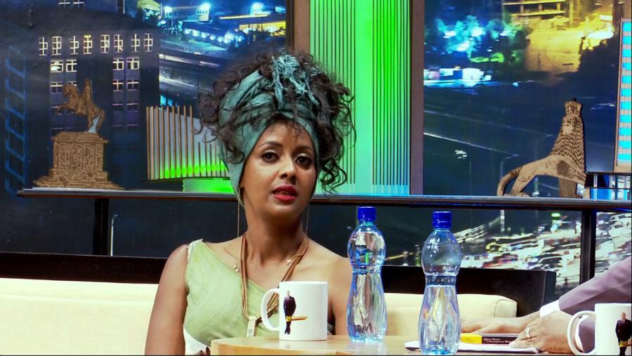 "Sefu Fantahun: Talk With ""Maleda Kokeboch"" Jury Mahlet - ከማለዳ ኮከብ ተወዳጅ ዳኛ ማህሌትጋር የተደረገ ቆይታ"