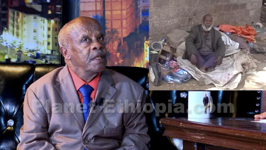 Seifu Fantahun: Talk With The Amazing Leutnant Colonel Kassahun Terfe, His Tragic Life And Happy End