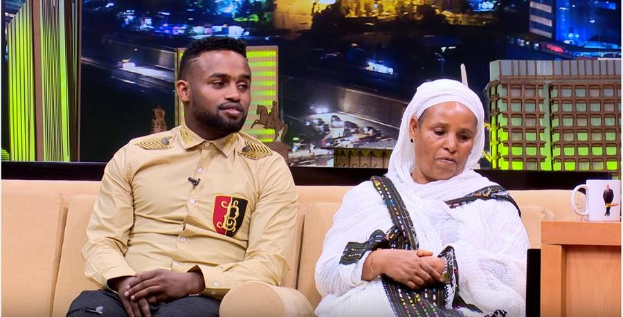 Seifu Fantahun: Talk With Artist Yared Negu And His Mother on Seifu Show - Part 3