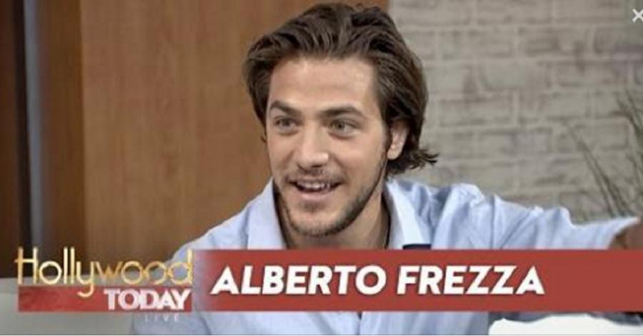 Born In Italy, Raised in Ethiopia, Actor Alberto Frezza says He Miss His Home Ethiopia! ጣሊያን አገር ተወል