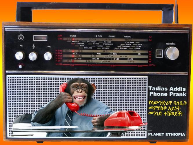 Tadias Addis Phone Prank: የላውንድሪዋ ባለቤት  መምያስቅ አይነት መንገድ ተሸወደች!