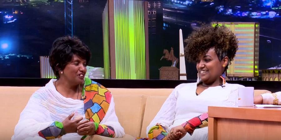 Seifu Fantahun: Talk With Artist Dina Anteneh on Seifu Show - Part 2
