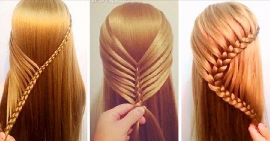 Top 15 Amazing Hairstyles Tutorials - ምርጥ 15 አይነት የጸጉር አያያዝ ዘዴዎች መማሪያ ቪዲዮ