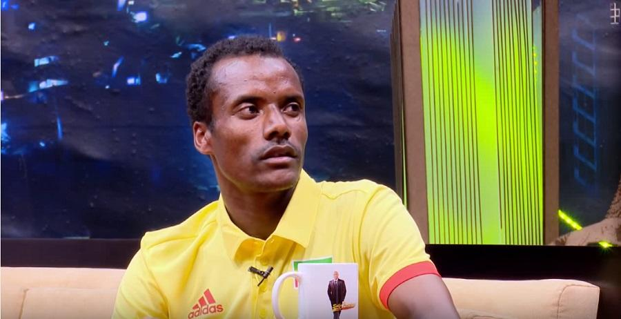 Seifu Fantahun: Talk With Athlete Muctar Endris  - ቆይታ ከጀግናው አትሌት ሙክታር እንድሪስ ጋር