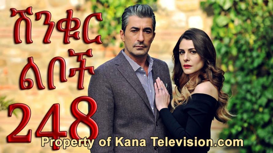 Shinkur Liboch - Part 248  (ሽንቁር ልቦች) Kana TV Drama