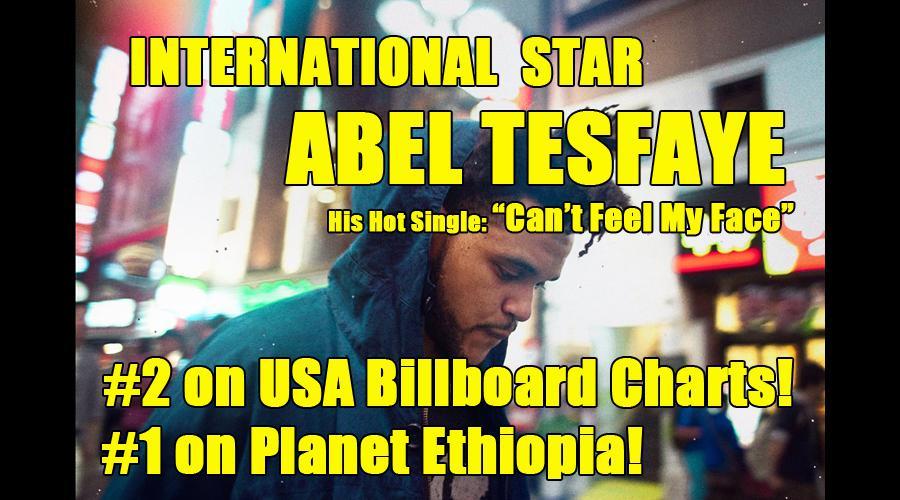 Abel Tesfaye aka The Weeknd - Can't Feel My Face (English)