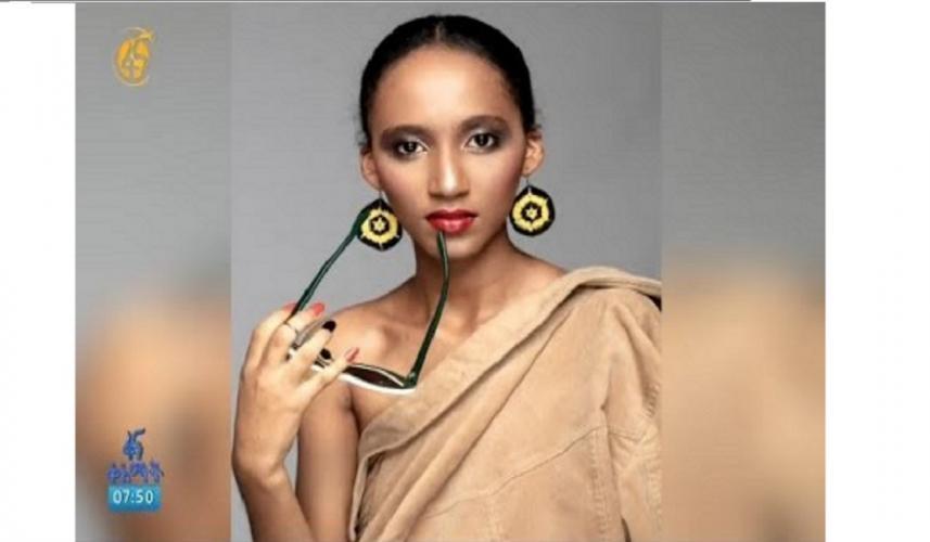 The 16 Years Old Ethiopian Fashion Designer - የ16 ዓመቷ ኢትዮጵያዊት ዲዛይነር