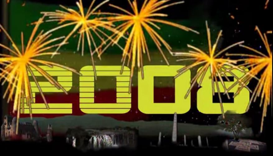 Happy Ethiopian New Year 2008 - እንኳን ለአዲሱ አመት 2008 አደረሳችሁ
