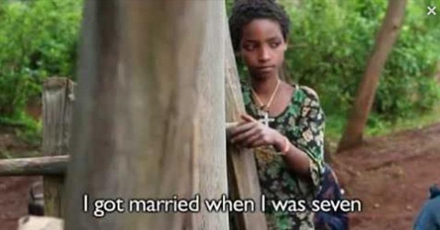 Child Marriage in Ethiopia - አላቻ ጋብቻ በኢትዮጵያ