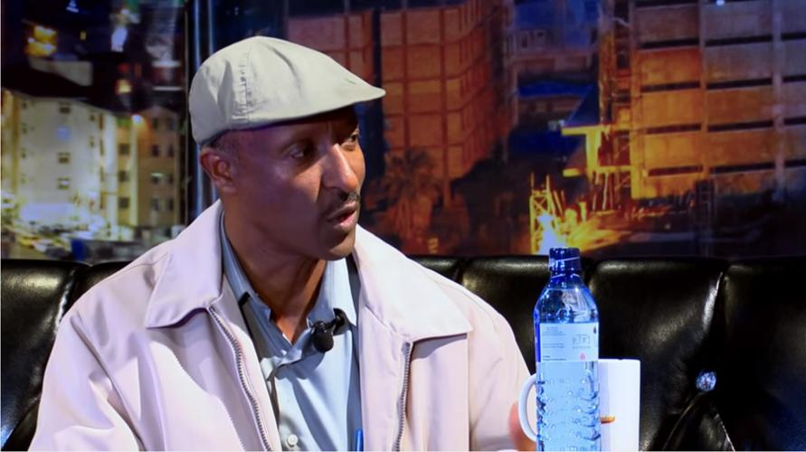 Seifu Fantahun: Talk With Painter Artist Mezgebu Tessema - ከሠአሊ መዘገቡ ተሰማ ጋር የተደረገ ቆይታ