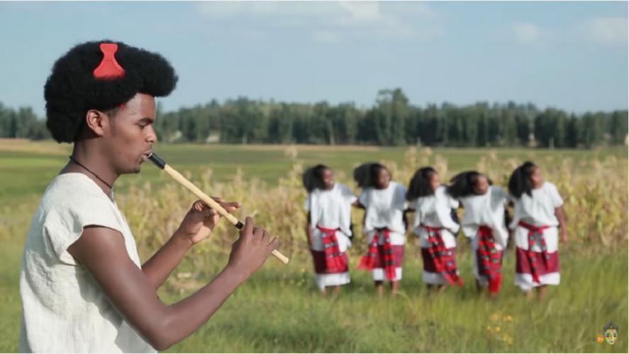 Umer Ali - Zemuye ዘሙዬ (Amharic/Oromiffa from Kemise)