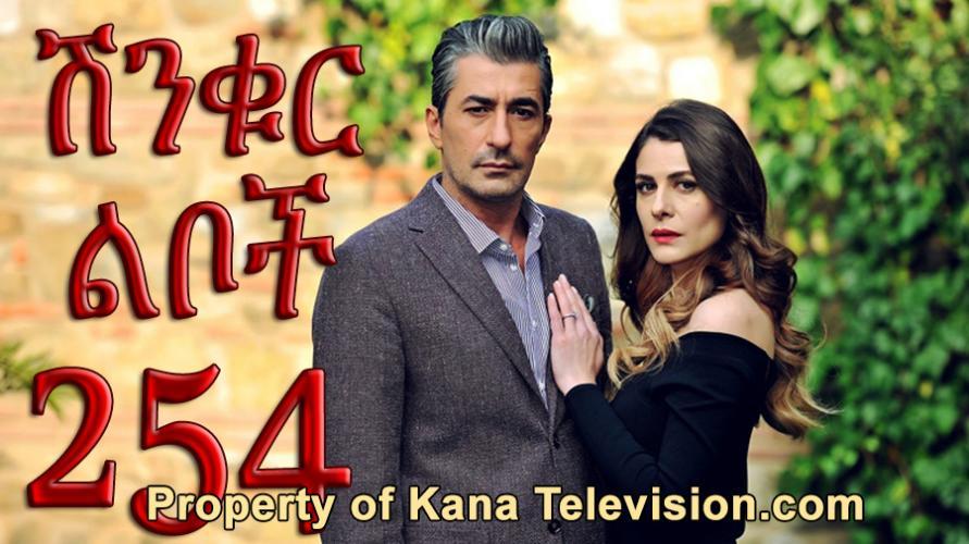 Shinkur Liboch - Part 254   (ሽንቁር ልቦች) Kana TV Drama