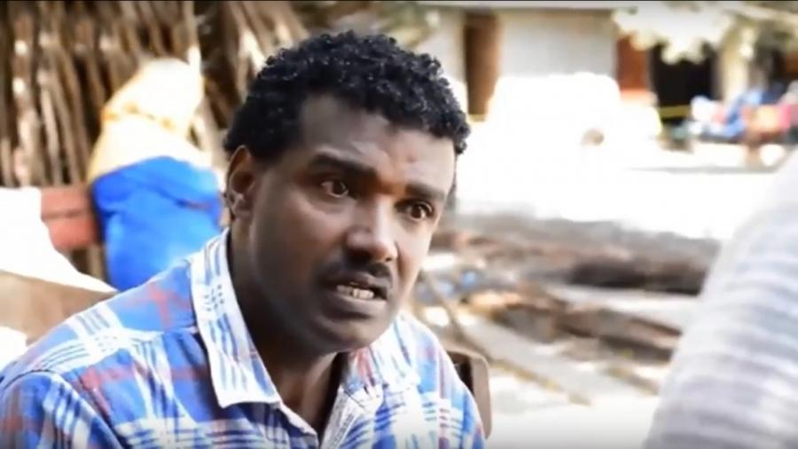 Talk With Dana Drama Actor Tesfu Berhane - ከአርቲስት ተስፉ ብርሃኔ ጋር የተደረገ ቆይታ