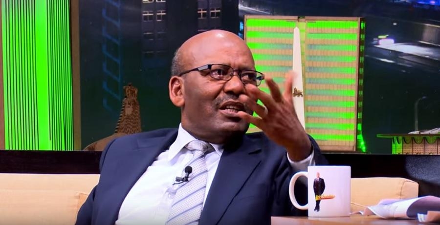 Seifu Fantahun: Talk With The Former Ethiopian President Dr. Negasso Gidada On Seifu Show - Part 4