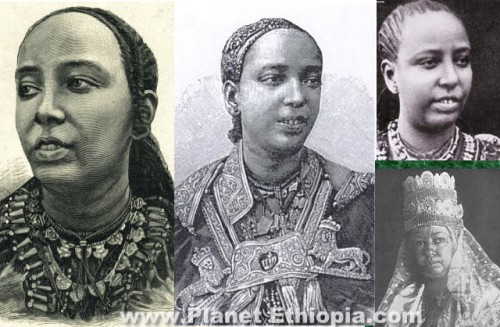 "Taytu Betul (Amharic: ጣይቱ ብጡል? c. 1851 – February 11, 1918) (baptismal name Wälättä Mikael) was an Empress Consort of the Ethiopian Empire (1889–1913) and the third wife of Emperor Menelek II of Ethiopia. She founded Addis Ababa, Ethiopia's capital city.  aytu Betul (or Taitu) was born in or around 1851,[1] the third of four children in an aristocratic Ethiopian family that was related to the Solomonic dynasty. Her father, Ras Betul Haile Maryam was less well known than her uncle Dejazmach Wube Haile Maryam, who was the ruler of much of Northern Ethiopia in the 1840s, and a rival of Emperor Tewodros II. Her father's family were the ruling family of Semien province, claiming descent from Emperor Susenyos I. Her father is son of Ras Gugsa, a member of the powerful ruling family of Yejju, which was of Oromo origin and had converted to Christianity from Islam, and which had ruled as Regents for the powerless Emperors in Gondar during the Zemene Mesafint (""Era of the Princes""). Taytu's mother Yewubdar was from a minor noble family of Gondar. Taytu had the reputation of being fiercely proud of her lineage in Yejju, Semien and Begemder. After four failed marriages, Taytu Betul married King Menelek of Shewa, later Emperor Menelek II of Ethiopia.  Taytu is acknowledged to have wielded considerable political power as the wife of Menelik, both before and after they were crowned Emperor and Empress in 1889. She led the conservative faction at court that resisted the modernists and progressives who wanted to develop Ethiopia along western lines and bring modernity to the country. Deeply suspicious of European intentions towards Ethiopia, she was a key player in the conflict over the Treaty of Wuchale with Italy, in which the Italian version made Ethiopia an Italian protectorate, while the Amharic version did not do so. The Empress held a hard line against the Italians, and when talks eventually broke down, and Italy invaded the Empire from its Eritrean colony, she marched north with the Emperor and the Imperial Army, commanding a force of cannoneers at the historic Battle of Adwa which resulted in a humiliating defeat for Italy in March, 1896. This victory was the most significant of any African army battling European colonialism.[2] Menelik, who often prevaricated and postponed unpleasant decisions with answering ""Yes, tomorrow"" (Ishi, nega), found it useful to have his wife be in a powerful enough position to say ""Absolutely not"" (Imbi) to people and issues he just didn't want to personally offend or refuse.[3] As a result, Empress Taytu was increasingly unpopular while Menelik remained very loved by one and all at court and beyond."