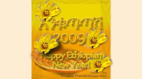 የሰላም ይፍቅር የጤና የነፃነት አዲስ ዓመት ያድርግልን! Year of Peace, Love, Health and Freedom!