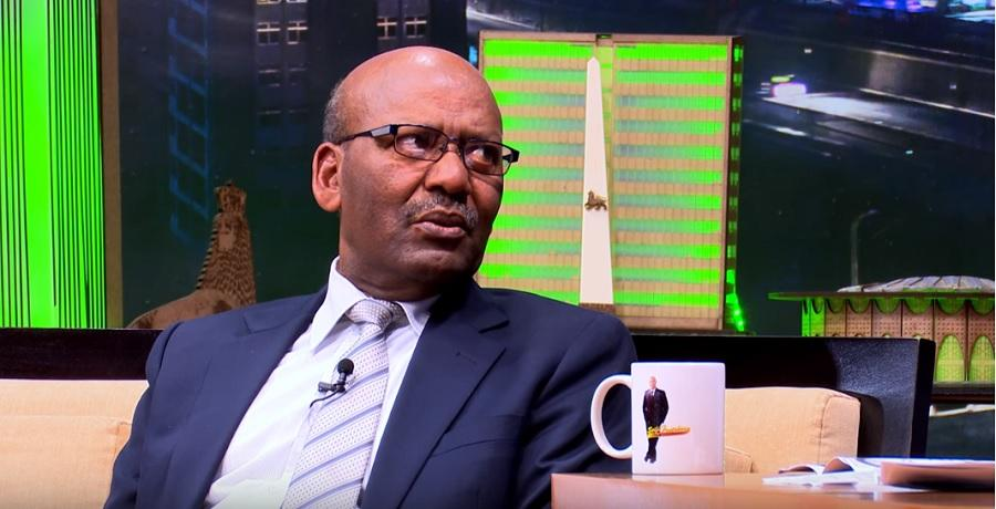 Seifu Fantahun: Talk With The Former Ethiopian President Dr. Negasso Gidada On Seifu Show - Part 1
