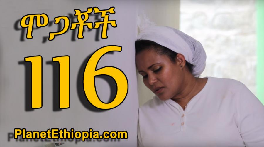Mogachoch Season 5 - Part 116  (ሞጋቾች)