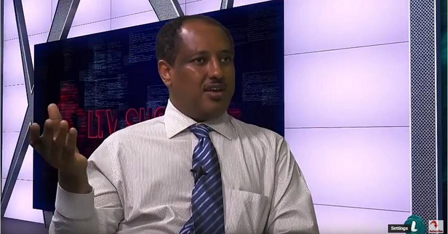 LTV Show: Talk With Abebe Gelaw - ቆይታ በኢሳት ስቱዲዮ ከአበበ ገላው ጋር