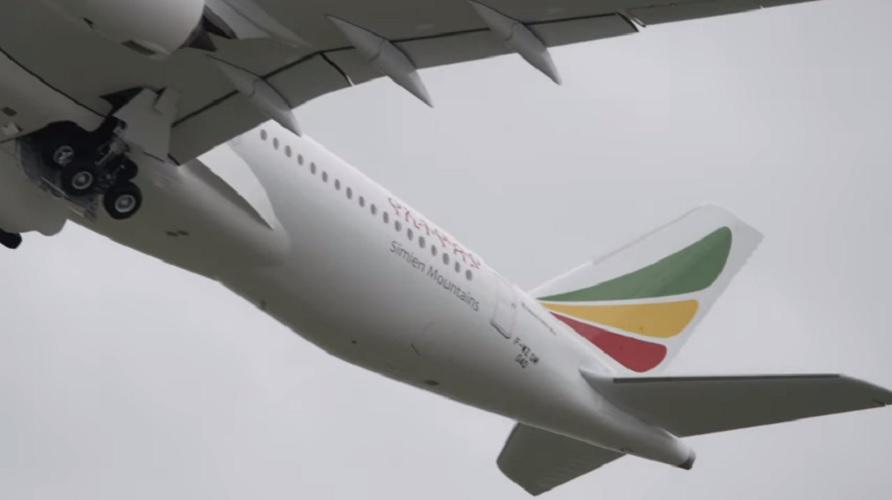 First Ethiopian Airlines A350 XWB In The Making - የመጀመሪያው የኢትዮጵያ ኤርባስ A350 XWB ሲገጣጠም