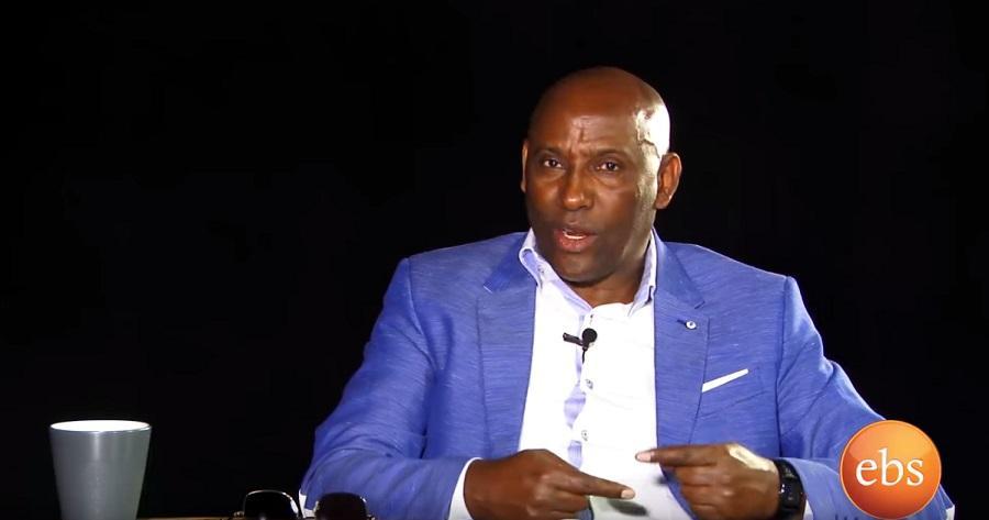 Reyot ርዕዮት: Talk With Artist  Tsegaye Eshetu