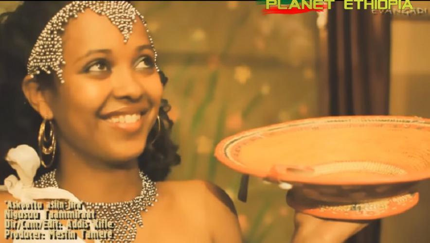 Nigusuu Taamiraat - Askoottu Asiin Jira አስቆቱ አሲን ጂራ (Oromiffa)