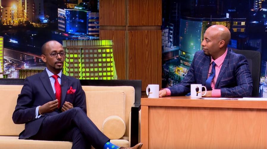 Seifu Fantahun : Talk With Tec Talk Host Solomon - ከ Tec Talk አዘገጅ ሰለሞን ጋር የተደረገ ቆይታ