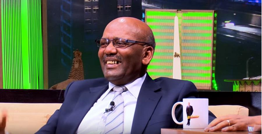 Seifu Fantahun: Talk With The Former Ethiopian President Dr. Negasso Gidada On Seifu Show - Part 3