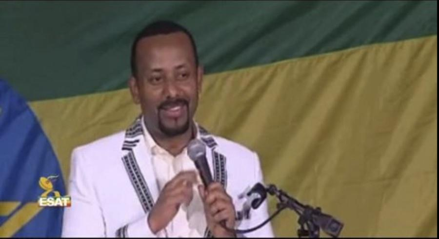 PM Dr. Abiy Ahmed at Galen Center, USC Los Angeles