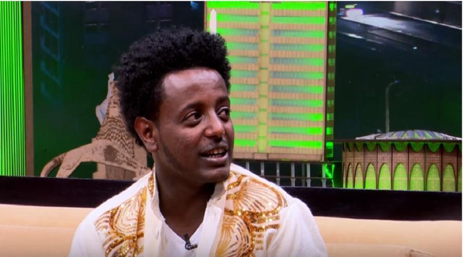 Seifu Fantahun: Talk With Singer Esubalew Yetayew(የሺ) on Seifu Show
