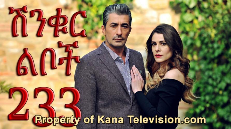 Shinkur Liboch - Part 233   (ሽንቁር ልቦች) Kana TV Drama