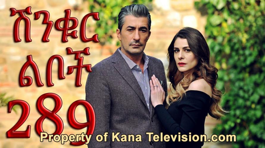 Shinkur Liboch - Part 289  (ሽንቁር ልቦች) Kana TV Drama