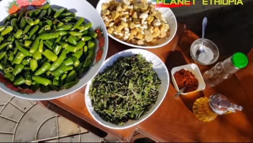 News Magazine Ethiopian Food: ቀላል የዳጣ አሠራር በቤት ዉስጥ