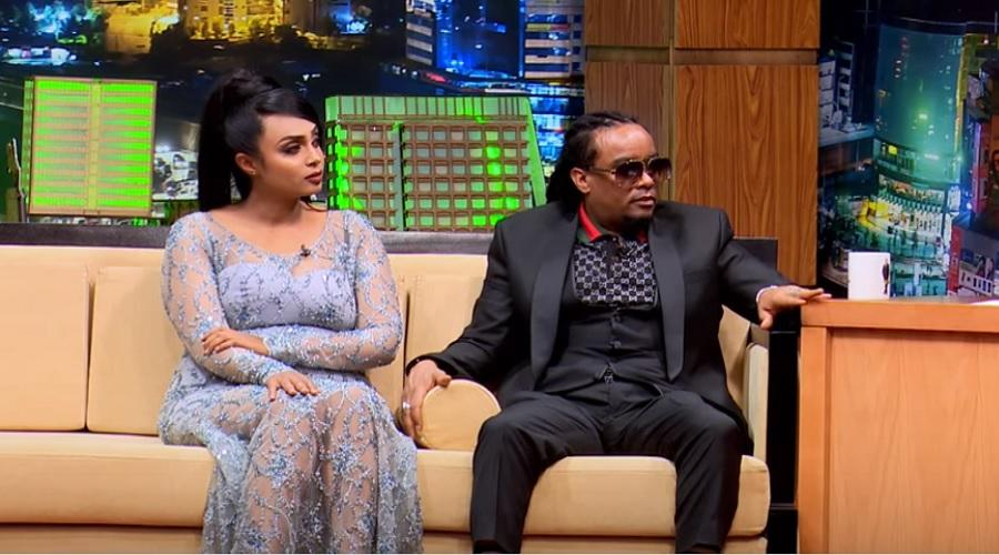 Seifu Fantahun: Talk With Artist Tadele Roba on Seifu Show - Part 2