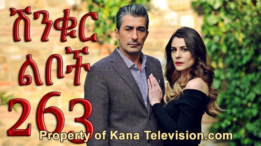 Shinkur Liboch - Part 263   (ሽንቁር ልቦች) Kana TV Drama