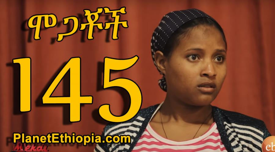 Mogachoch Season 6 - Part 145  (ሞጋቾች)