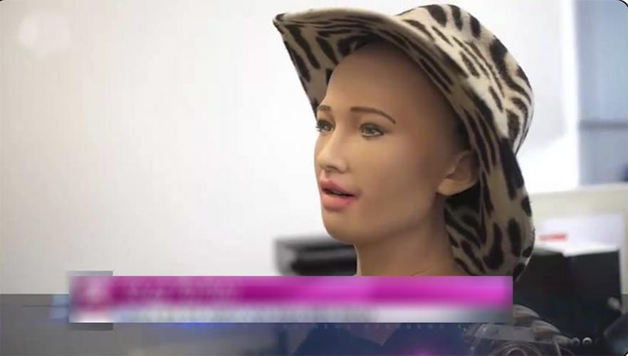 Robot Sophia Loses Parts On Way To Ethiopia - የሶፊያ ንብረት የሆነ አንድ ሻንጣ ወደ ኢትዮጵያ በምታመራበት ወቅት መንገድ ላይ ጠፋ